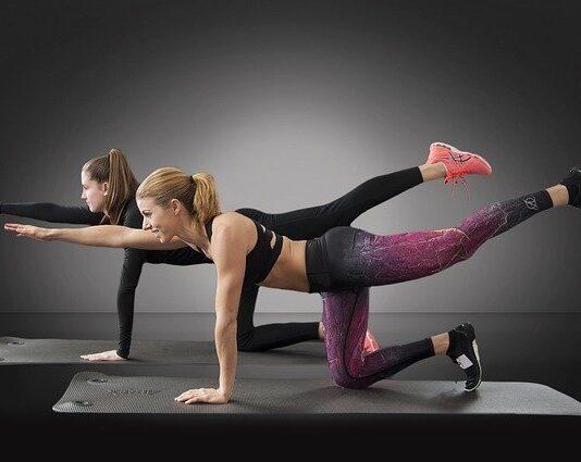 ćwiczenia na siłowni dla pań