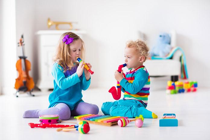 Muzyka i dzieci